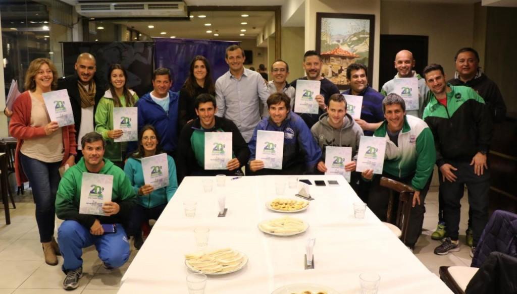 Pisano y Bucca firmaron convenios con municipios para sumar atletas