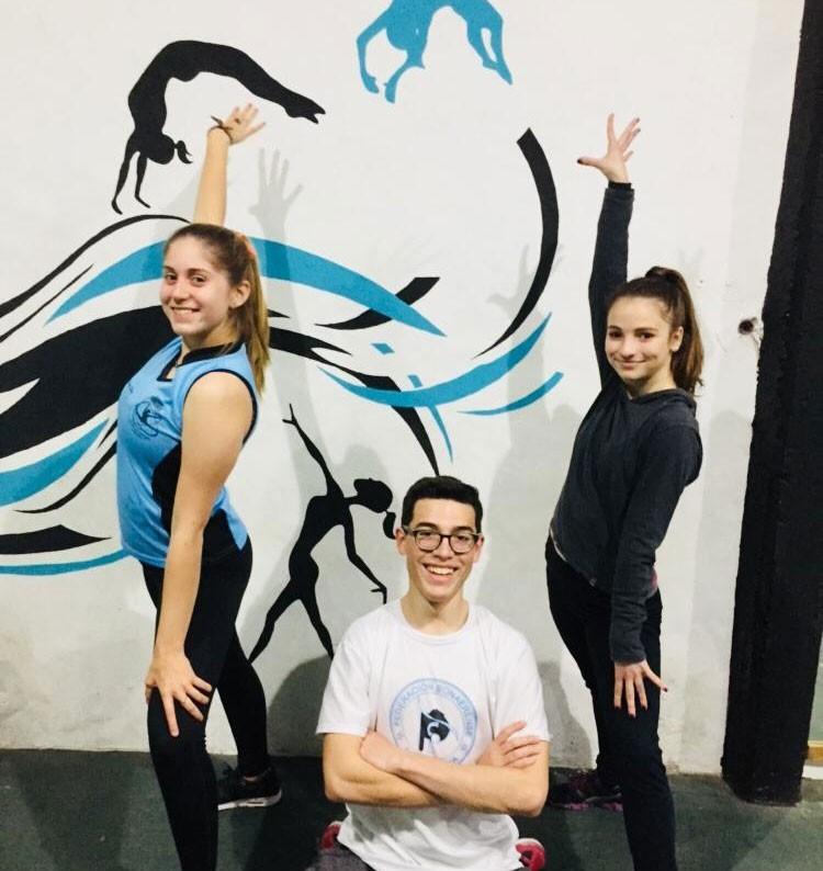 Alumnos de Amets Handiak serán parte de los Juegos Olímpicos de la Juventud Bs As 2018