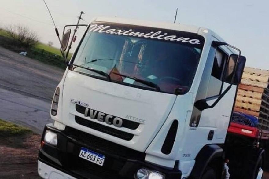 Olavarría: Insólito; le robaron a la Policía el camión olavarriense que había sido recuperado