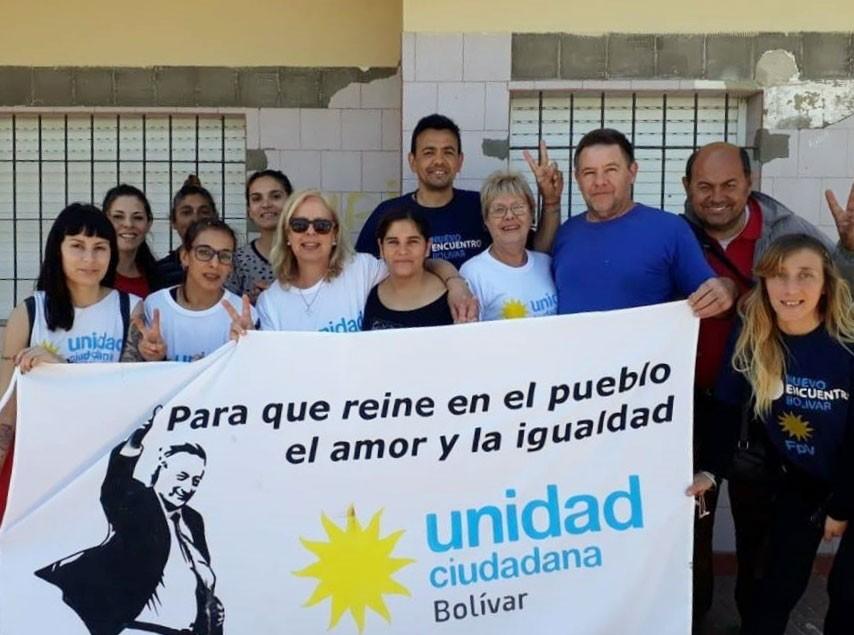 Unidad Ciudadana Bolívar inauguró un comedor en Barrio Latino