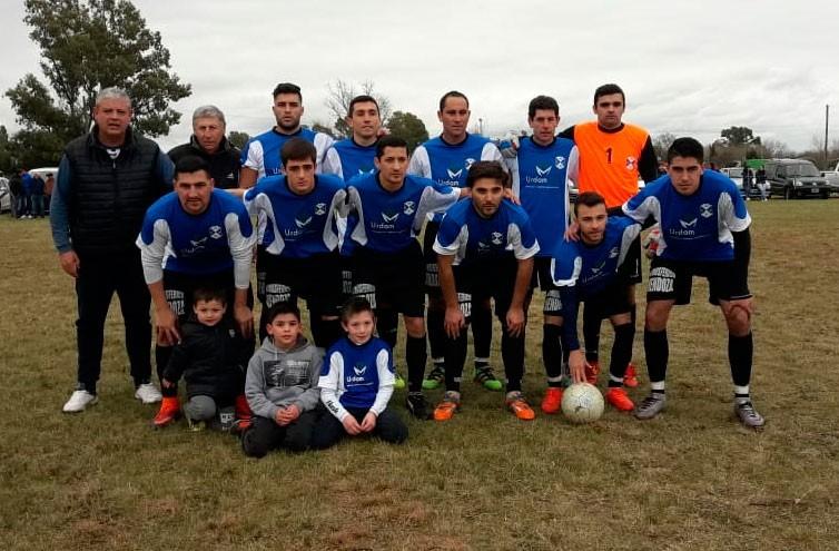 Agrario goleo y es mas puntero que nunca en la 1º división del futbol rural. Marsiglio lidera en 2º.
