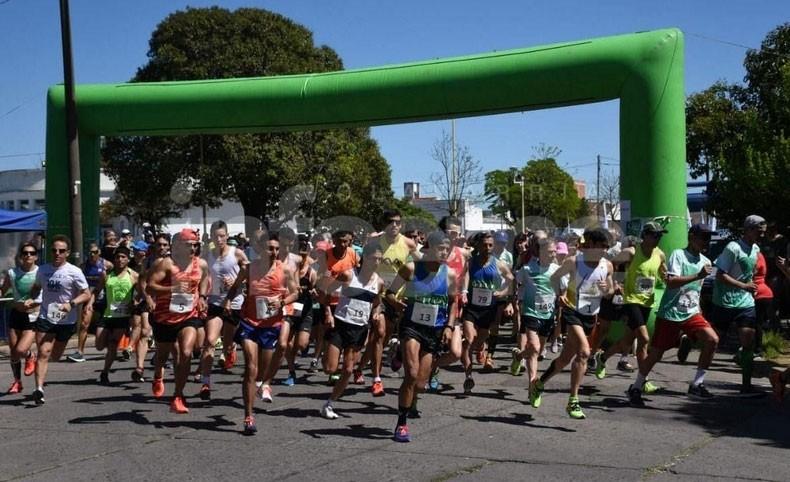 Olavarría: Coopelectric y el CAVO regalaron inscripciones para la Maratón Dino Hugo Tinelli