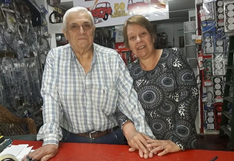 Repuesteria Cardoso cumplió 50 años de trayectoria comercial en la ciudad