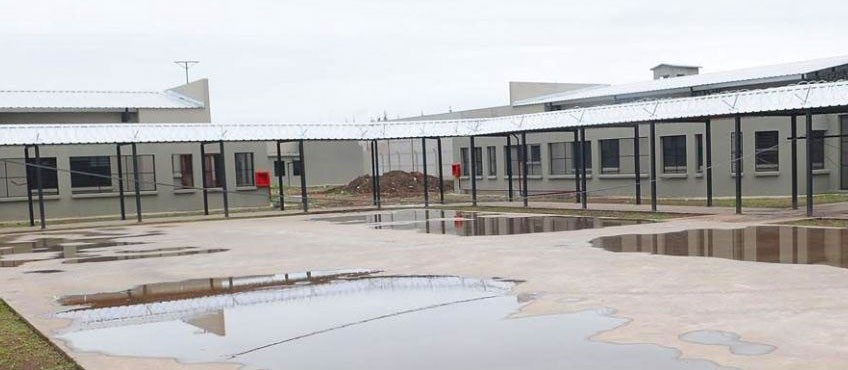 Campana: Abre la primera cárcel juvenil del país, que contará con polideportivo y escuela obligatoria