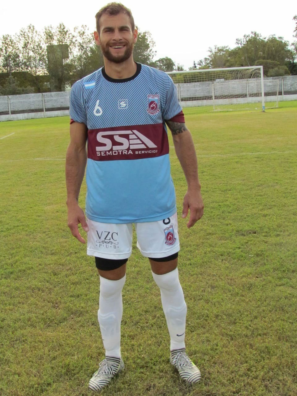 Enzo Klemenco: 'Llegar a la semi sería algo histórico para un equipo que solo tiene 2 años en 1º división'