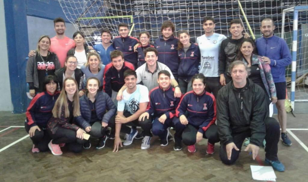 Espectacular jornada de mini atletismo en el CEF N.º 5