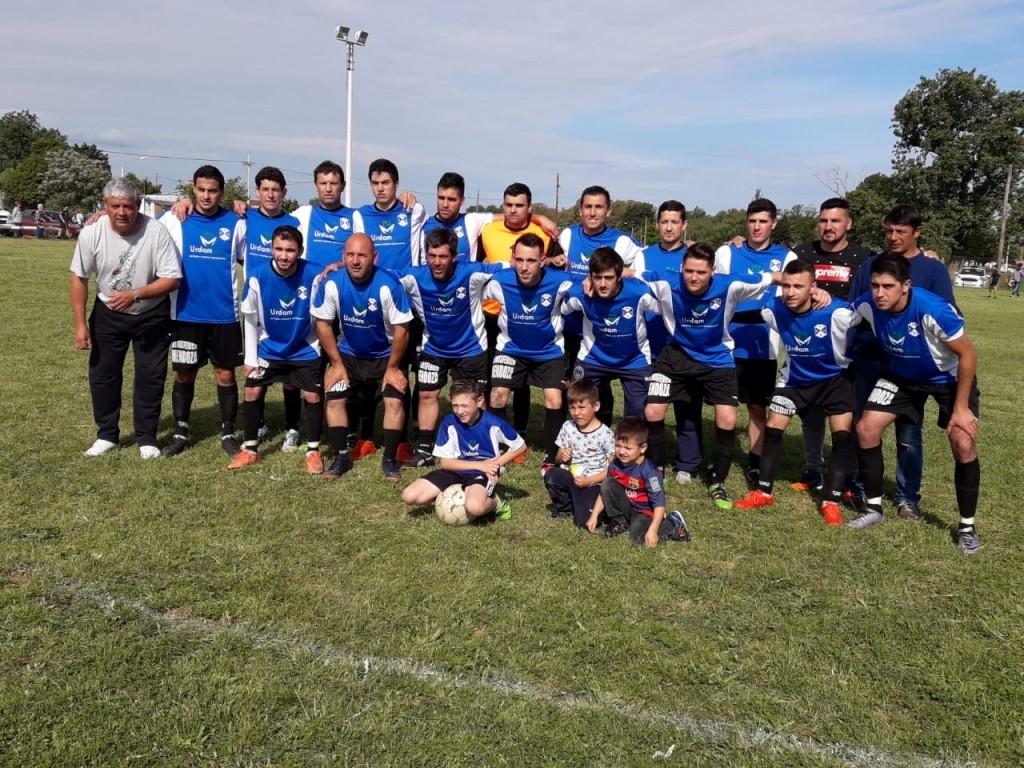 Fútbol Rural: Agrario se consagró campeón en la Primera División con una goleada