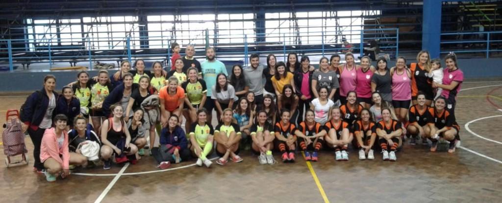 El Complejo República de Venezuela fue epicentro de un gran torneo de cesto