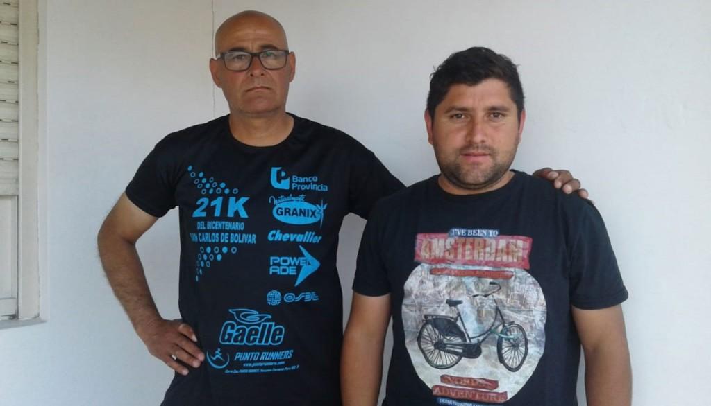 Federico Almada: 'Llegamos hasta acá porque el grupo esta muy afianzado'