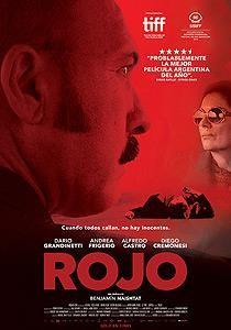 Llega Rojo al Cine Avenida, una película de Espacio INCAA