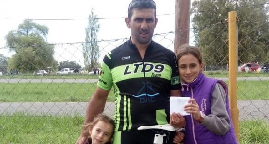 Mingo Giordano; ciclismo: 'Se hace mucho esfuerzo económico para poder correr'