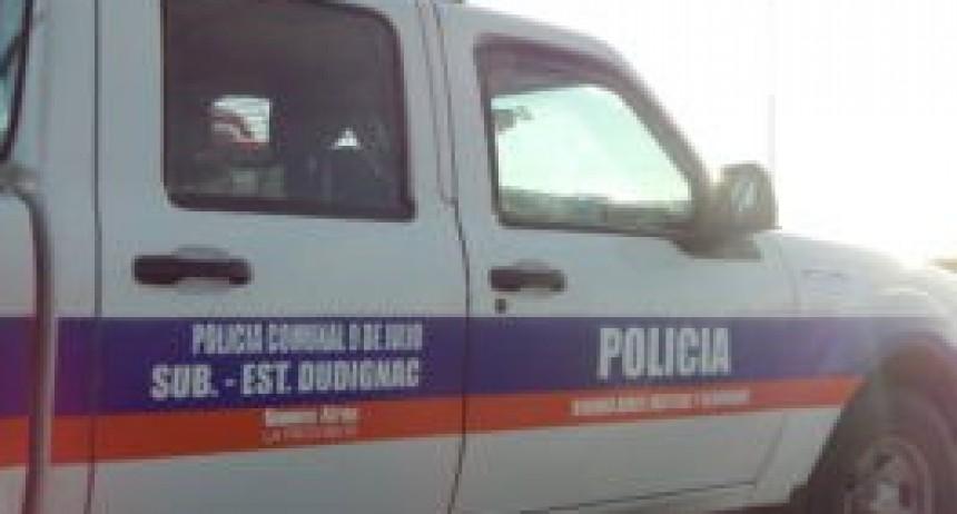 Dudignac: Tres efectivos de policía 9 de Julio son investigados por Asuntos Internos