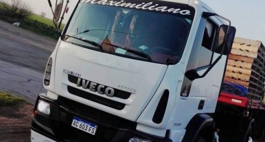 Olavarría: Finalmente apareció el camión que fue robado dos veces