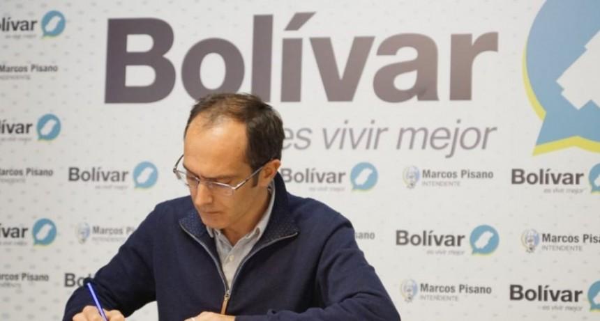 Pisano lanzó una petición ante nuevos aumentos del gas
