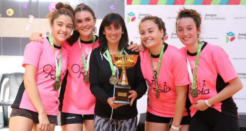 Medalla de Oro para el Cesto 3 vs 3 sub 18 en los Juegos Bonaerenses 2018