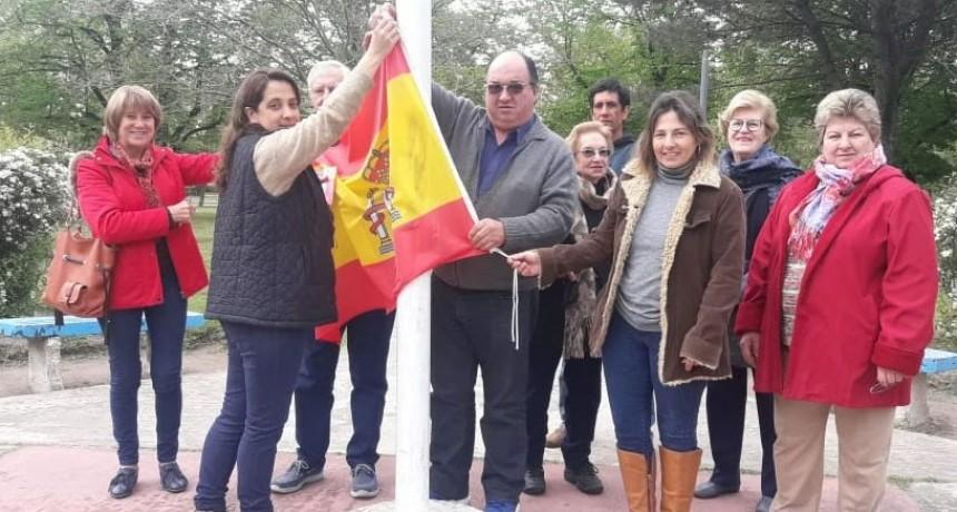 Comenzaron los actividades en conmemoración del Dia Nacional de España
