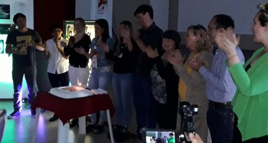El Cine Avenida celebró su 5º aniversario desde la reinauguración