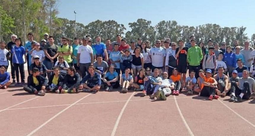 Dos atletas bolivarenses se destacaron en Neuquén
