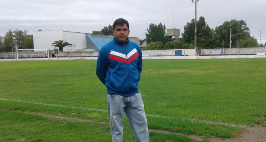 Sergio Romero: 'La cancha del Estadio Municipal tiene el mejor piso de todo Bolívar'