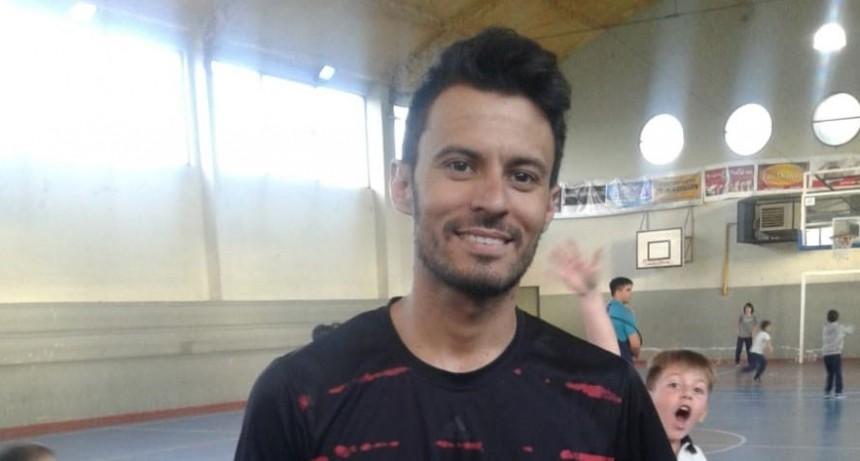 Marcos García: 'En la liga de Olavarría no te podés dormir, hay que entrenar mucho si queres ganar'