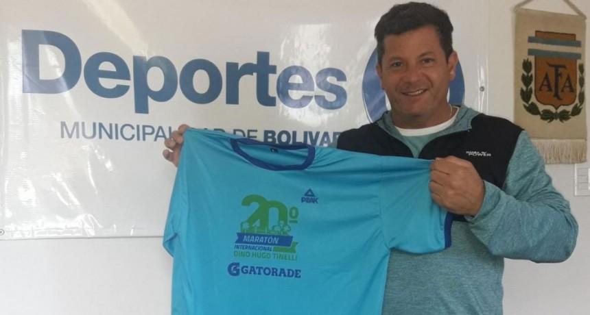 El 31 de octubre es el tiempo limite para realizar la inscripción online para participar de la 20º edición del Maratón Dino Hugo Tinelli