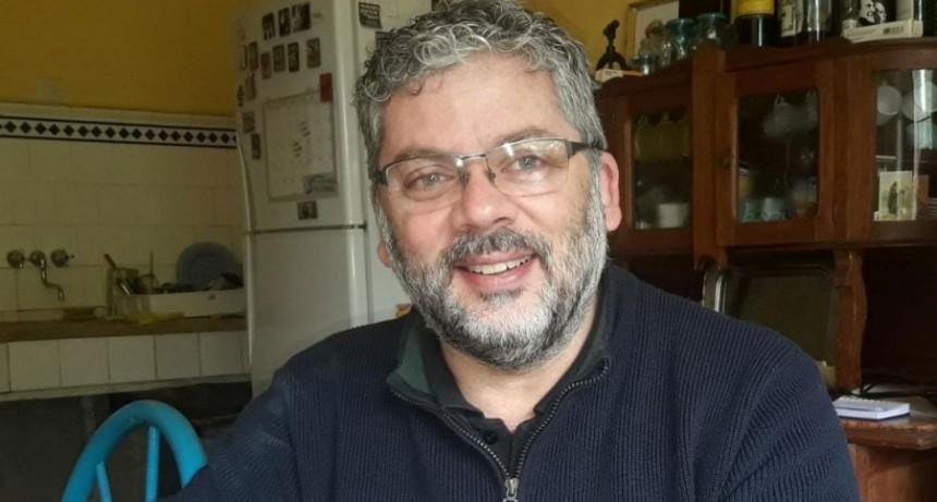 Carlos Teijón presentó su obra Tartufo en El Mangrullo