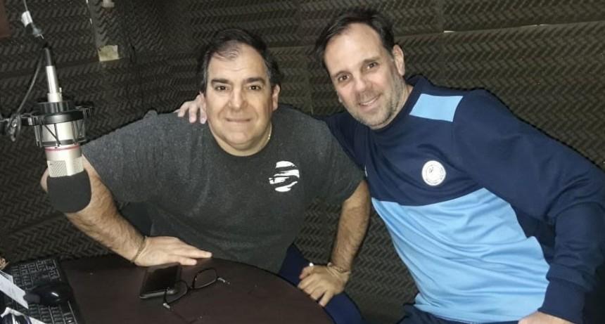 Javier Weber: 'Bolívar y UPCN se necesitan mutuamente para alimentarse deportivamente'