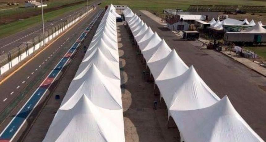 Olavarría: Nuevos detalles del asalto en el autódromo