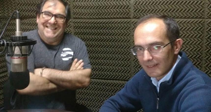 Marcos Pisano: 'La manera de sacar adelante la situación que estamos viviendo es el dialogo'