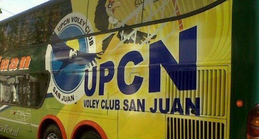 Increíble: UPCN vóley ya viajó como si hubiera dado 6 vueltas al mundo