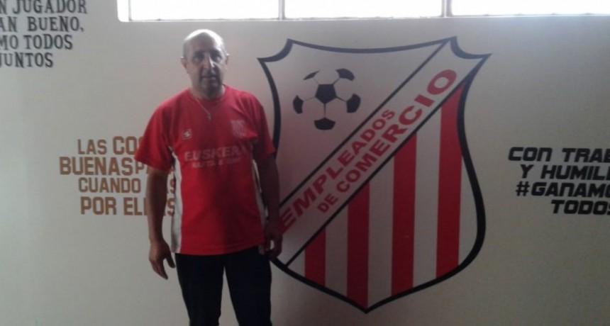 Marcelino Biscardi: 'Estoy las 24 horas pendiente y disponible para el Club'