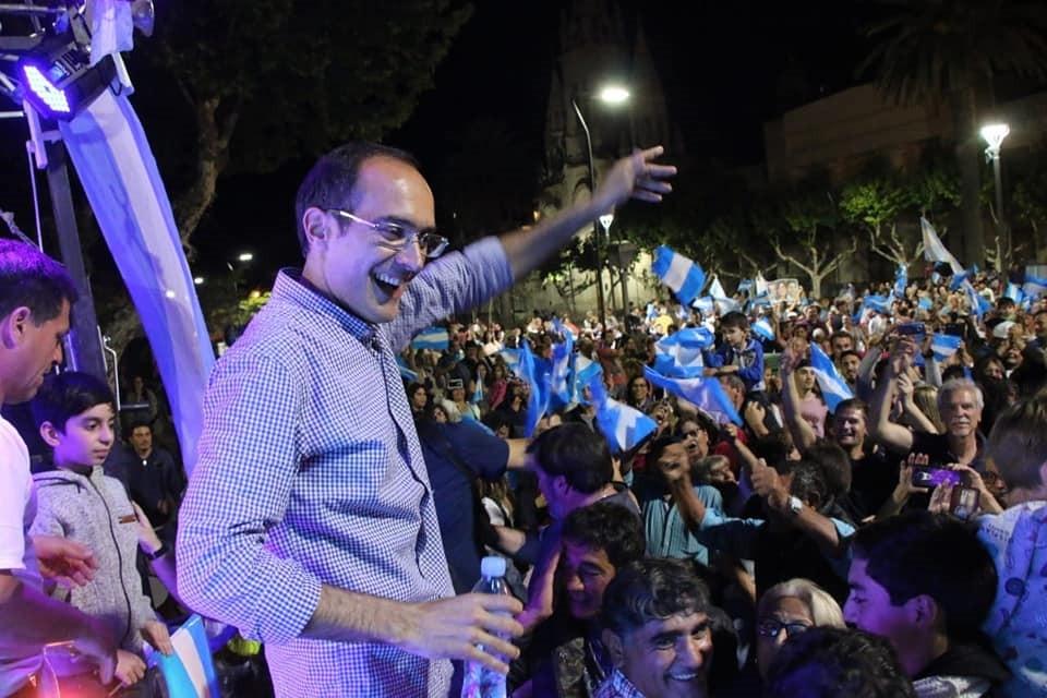 Marcos Pisano será el Intendente de Bolívar por término de 4 años