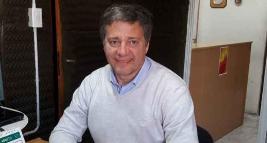Juan Carlos Moran: 'Como intendente mis prioridades serán la salud, la seguridad, el trabajo y la vivienda'