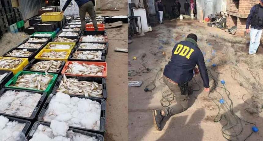 Pehuajo; Allanamientos de la DDI ordenados por la justicia federal por 'lavado de activos'
