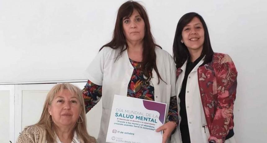 Por el Día de la Salud Mental se realizará la sexta marcha por la inclusión