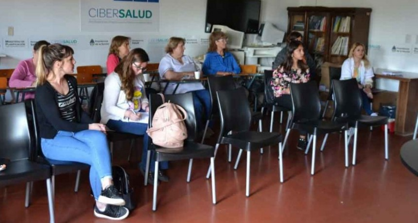 Comenzó el taller Vivir Sin Estrés que ofrece la Municipalidad