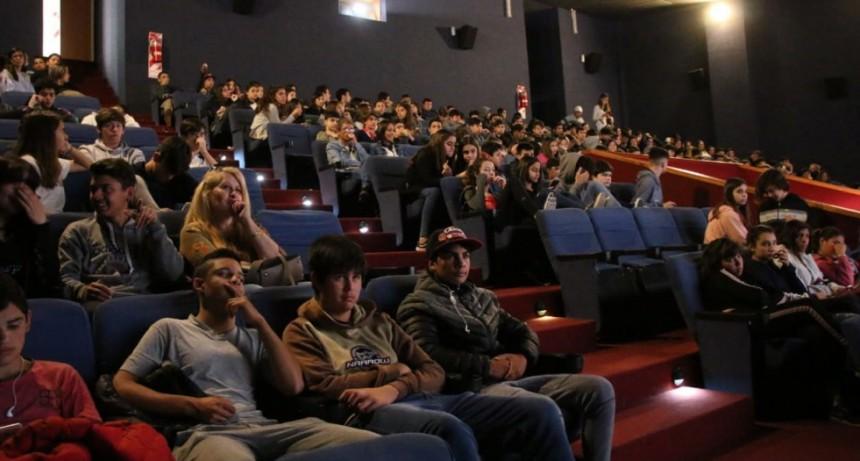 Se llevó a cabo el Segundo Encuentro Joven organizado por la Municipalidad
