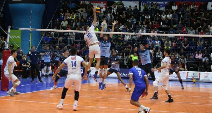 Super 4: Bolívar Vóley cayó ante Fiat Minas y define un lugar en la final ante Monteros Vóley