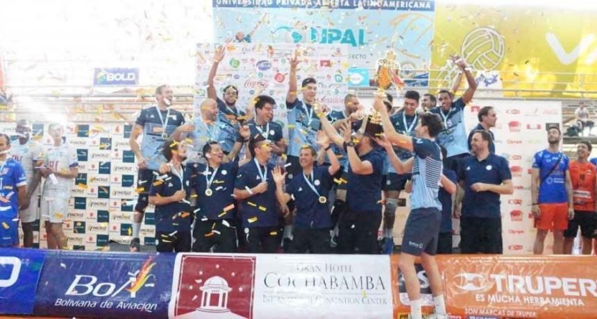 Super 4: Bolívar Voley lo dio vuelta ante Fiat Minas y se consagró campeón