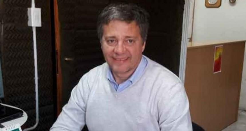 Juan Carlos Moran: 'Lo positivo es que la gente vota con libertad y esperando las respuestas del municipio'