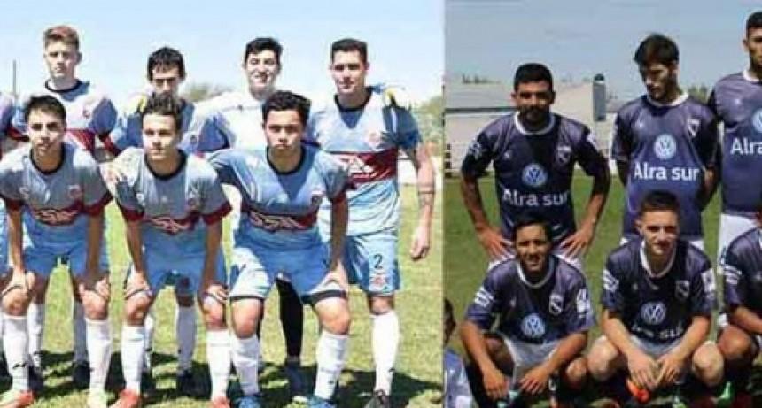 Los pibes de Independiente y Balonpie miden sus fuerzas
