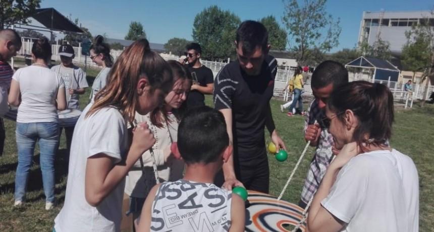 LOS JARDINES MATERNALES MUNICIPALES FESTEJARON EL DÍA DE LA FAMILIA
