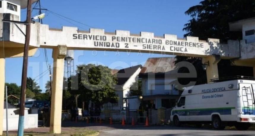 Olavarría: Murió un preso tras una pelea en la Unidad 2 de Sierra Chica