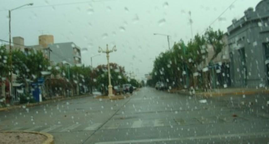 Entre 3 y 10 MM se registraron en la lluvia de este domingo
