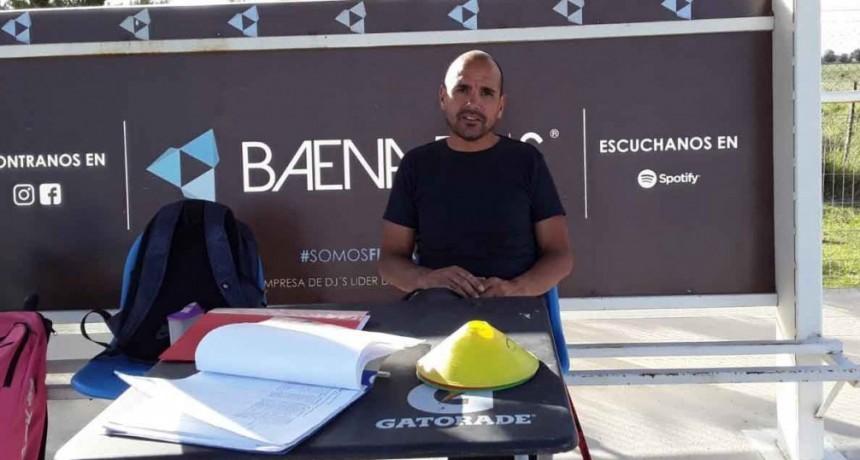 Juani Amado: 'Este torneo me deja demostrado que tenemos un plantel muy comprometido y motivado por seguir'