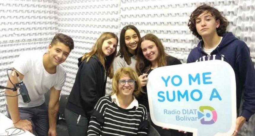 Estudiantes del Colegio Cervantes visitaron el DIAT