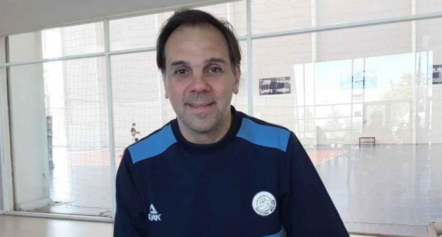 Javier Weber: 'Siempre estuvo hablado y cada vez esta más cerca la concreción del Club Ciudad como Polideportivo'
