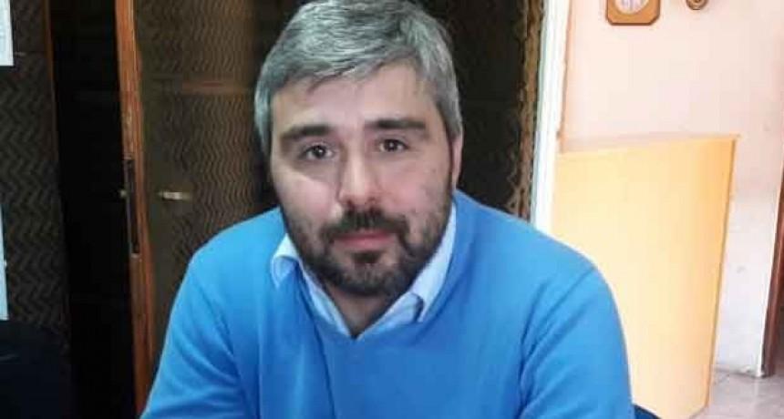 Marcos Beorlegui: 'No hay que entrar en esta cuestión tan chabacana y de bajeza que llego a esta campaña'