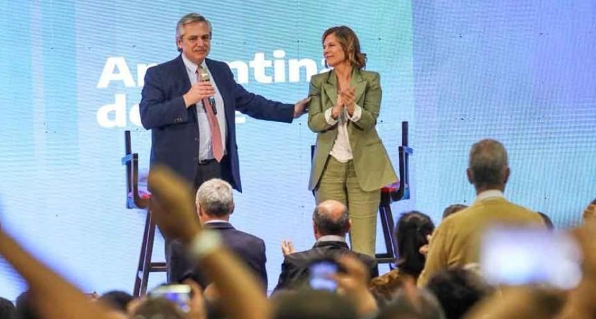 Alberto Fernández: 'El domingo terminemos este tiempo llenando las urnas de votos así van a entender lo que la Argentina quiere