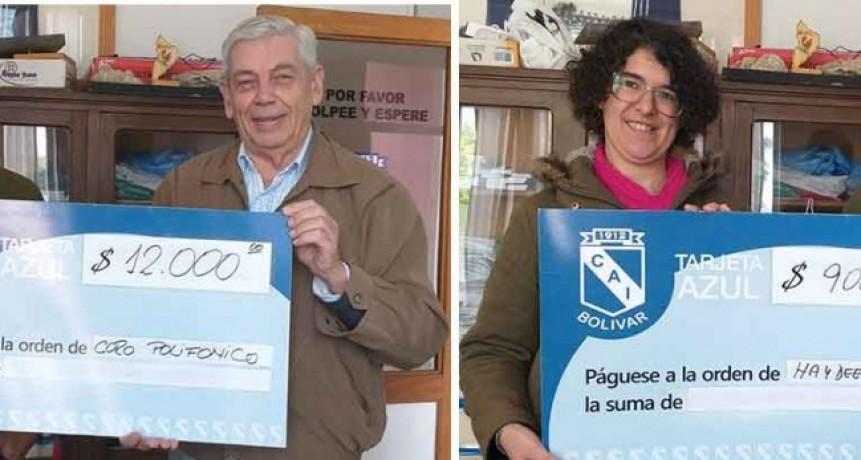 Super entrega de premios de la Tarjeta Azul de Club Independiente